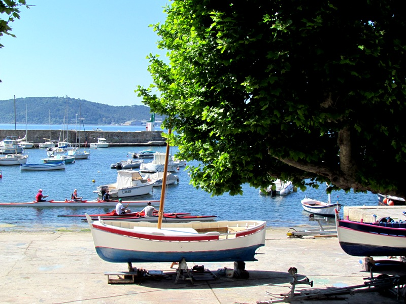 Port du Mourillon
